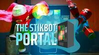 Spider-Man- Far From Home - Stikbot Portal (ft