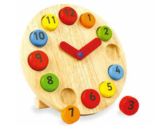 Teaching-clock