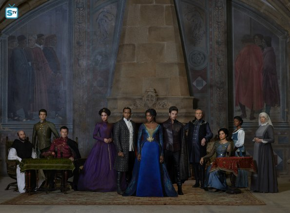 Still Star Crossed season 1