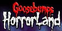 Goosebumps horrorland logo