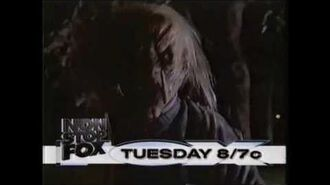 Goosebumps The Haunted Mask II 1996 Promo