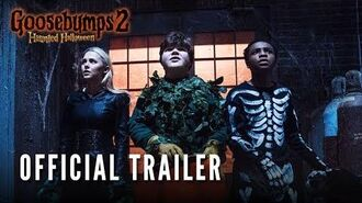 GOOSEBUMPS 2- HAUNTED HALLOWEEN - Official Trailer (HD)
