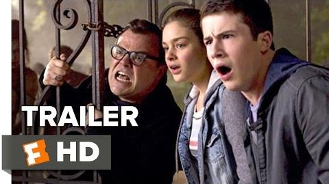 Goosebumps Official Trailer 1 (2015) - Jack Black, Amy Ryan Movie HD