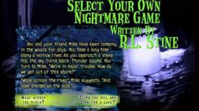 The Nightmare Room DVDs Trailer