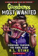 Creature Teacher- The Final Exam (Cover)