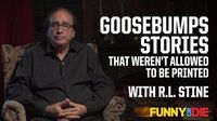 Goosebumps Stories That Weren't Allowed To Be Printed with R.L