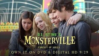 R.L. Stine's Monsterville Cabinet of Souls - Trailer - Own it on DVD 9 29