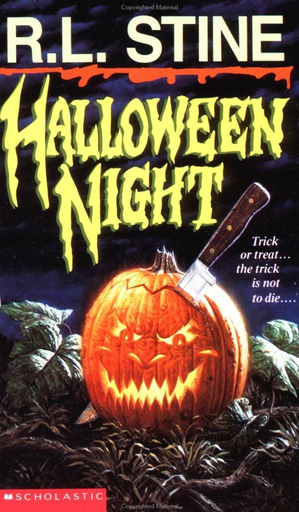 Halloween Night | R.L Stine Wiki | FANDOM powered by Wikia