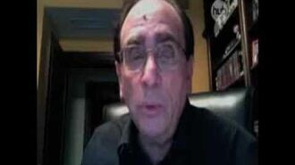 R.L. Stine Live Video Chat - 12 17 10
