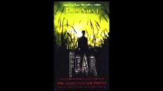 R.L. Stine 13 fear horror and suspense