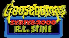 Goosebumps Series 2000 - Logo