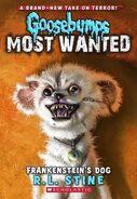 Frankenstein's Dog (Cover)