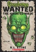 Goosebumps Wanted- The Haunted Mask (Cover)