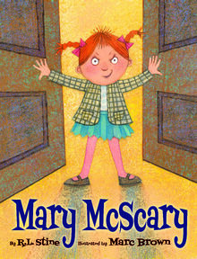 MaryMcScary cover