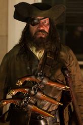 Captain Long-Ben One Leg - MovieGoosebumps
