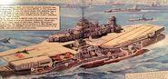 Wn aircraft carrier