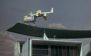 Shore's helicopter