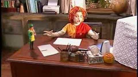 Sítio do Picapau Amarelo 2001 - Emília começa suas memórias