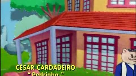 Sitio do picapau amarelo 2001 música