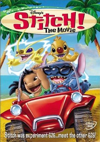 Stitch! The Movie Poster