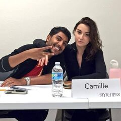 Allison and Ritesh @1.10 Table Read