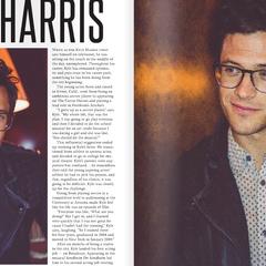 <i>Kyle inside NKD Magazine January 2016 Issue</i>