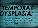 Temporal Dysplasia