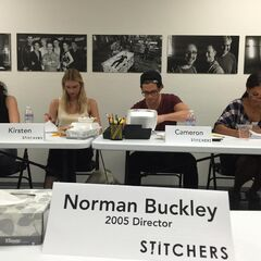 Cast Readthru for Episode 5