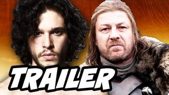 Game Of Thrones Season 6 Official Teaser Trailer Breakdown - The Long Night