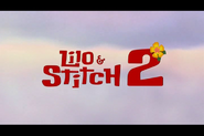 Lilo & Stitch 2 title card