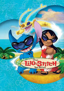Lilo & Stitch - The Series promotional poster