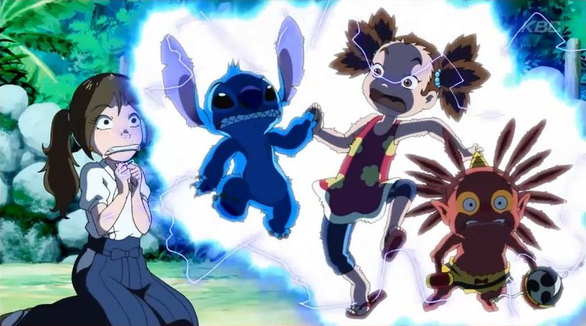 Raijin Lilo And Stitch Wiki Fandom Powered By Wikia