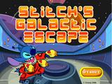 Stitch's Galactic Escape