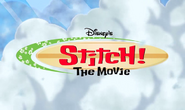 Stitch! The Movie title card