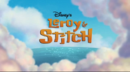 Leroy & Stitch title card