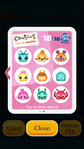 Cosuins List Disney Tsum Tsum - 10 to 18