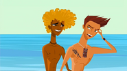 """S1 E9 Reef tells The Kahuna """"I'm not getting rid of it. What if it's worth something?"""""""