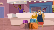 """S1 E14 Johnny tries to tell Broseph """"Broseph, guests with mucho luggage. Broseph!"""""""