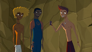 """S1 E9 Reef shows it to Johnny and Broseph """"Sweet! Check it out!"""""""