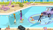S1 E1 They clean the pool