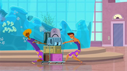"""S1 E15 Broseph tells Reef """"Sorry, bro. I don't surf competitively. I do it for fun"""""""