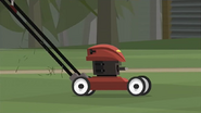 S1 E14 The lawn mower continues to run on the golf course