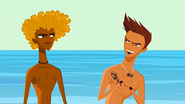 """S1 E9 Reef tells The Kahuna and Broseph """"Oh, I see what's happening here. You guys want the totem for yourselves"""""""