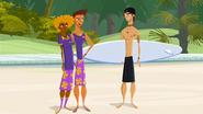 "S1 E14 Reef tells Kianu ""That's right,I've got a new bro too!"""