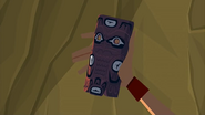 S1 E9 totem Reef found in the crack