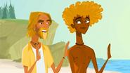 "S1 E9 Broseph tells Reef ""Not really, bro."" The Kahuna tells Reef ""Not me, man"""