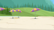 S2 E7 Number of guests on beach drop 3