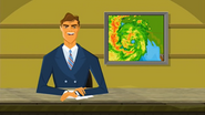 """S1 E6 """"When Nature Attacks"""" story about the tropical storm Tom"""