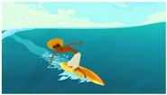 Brosheph surfing