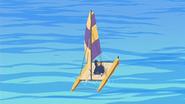 S1 E7 Reef sees a guest on a Catamaran in his path
